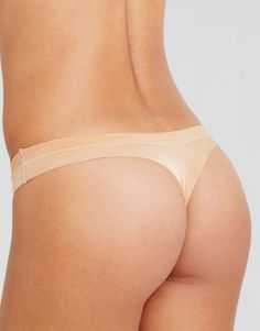 DKNY, Fusion Table Thong at figleaves.com