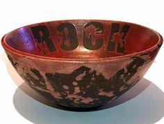 Raku bowl 30 cm 2013 https://m.facebook.com/A.Grostieta/