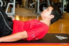 Primeira programação Como crescer músculos do pescoço maiores