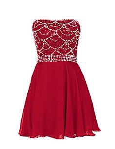 Dresstells Short Strapless Dress Bridesmaid Dress Homecoming Dress Dark Red Size 2 Dresstells http://www.amazon.com/dp/B00N2NMRIA/ref=cm_sw_r_pi_dp_FCJCvb07G43MD