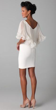 Marchesa dress, exquisite