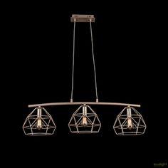 Lustra suspendata stil modern SOPRANO MYT432-PL-03-G - Corpuri de iluminat, lustre, aplice 3 Light Pendant, Globe Pendant, Ceiling Pendant, Mini Pendant, Pendant Lighting, Island Pendants, Light Fittings, Kitchen Lighting, Minimalist Design