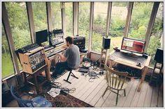 - Home studio -