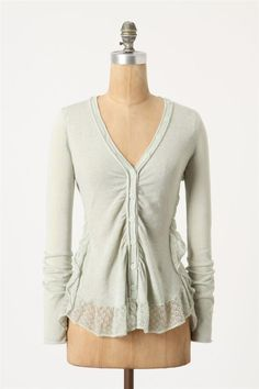 Anthropologie Forever Hooked Cardigan Sweater