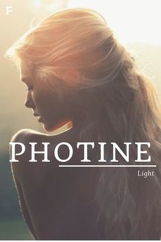 Photine, meaning Light, Greek names, P baby girl names, P baby names, female names, whimsical baby names, baby girl names, traditional names, names that start with P, strong baby names, unique baby names, feminine names Unique Names Meaning, Names And Meanings, Unique Baby Names, Fantasy Character Names, Fantasy Names, Character Creation, Pretty Names, Feminine Names, Rare Names
