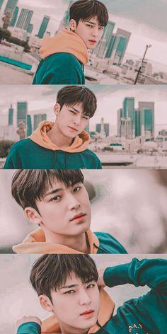 Seventeen Hip Hop Unit, Seventeen Going Seventeen, Seventeen Album, Mingyu Seventeen, Grid Wallpaper, Cute Anime Wallpaper, Rapper, Kpop Backgrounds, Kim Min Gyu