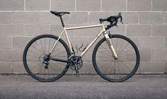 In this edition of Bikesof the Bunch, Mike Howes tells us about his custom steel road bike that was built by August Bicycles in the U.K. By Mike Howes I'd