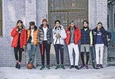 BTS Puma Photoshoot