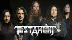 MOVIMIENTO ROCKERO VENEZOLANO: TESTAMENT anunció lanzamiento de nuevo disco