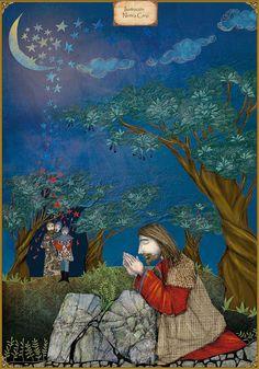 La traición de Judas - El monte de los olivos - La vida de Jesús