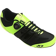 5616fe68547 Giro Sentrie Techlace Hi Vis Yellow Black Road Bike Shoe Size 46.5 Review Road  Bike Shoes