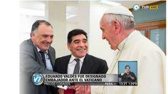 Visión 7 - Eduardo Valdés fue designado embajador ante el Vaticano