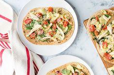 Recipe: Skinny Florentine Flatbread