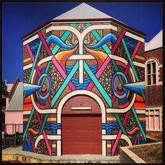 Beastman, Bunbury Australia