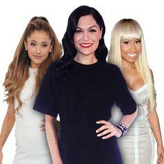 'Bang Bang', Jessie J, Ariana Grande & Nicki Minaj