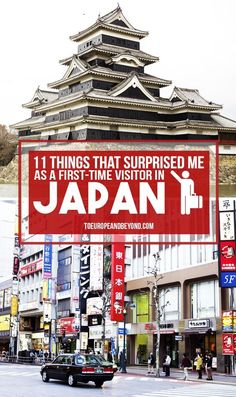 13 odd and sometimes astonishing things I noticed during my first time in Japan. From Japanese culture to using Shinkansens and more.