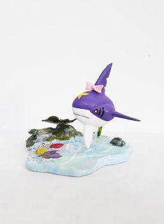 Pokemon figurine pachirisu height = 5cm official brand bandai-figure