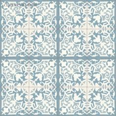 The Cement Tile Company- Madrid