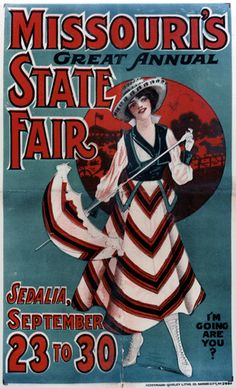 Ticket to the Past: The First 25 Years of the Missouri State Fair