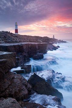 #Lighthouse - Portland Bill - Dorset, #England http://dennisharper.lnf.com/