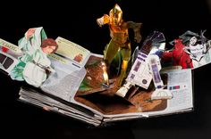 pop up book | Pop-Up Books and Moveable Devices :: Photo Essay :: University of ...