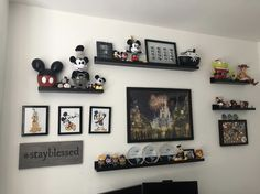 Man Cave Homes, Blessed, Gallery Wall, Frame, Disney, Home Decor, Picture Frame, Decoration Home, Room Decor