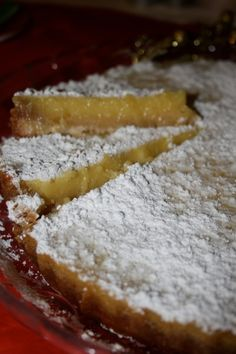 Greek Sweets, Greek Desserts, Greek Recipes, Pie Recipes, Dessert Recipes, Cooking Recipes, Cypriot Food, Lemon Bars, Sweet Tooth