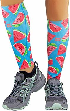 PINK Running Calf Leg Shin Splints CrossFit Women/'s MEISTER COMPRESSION SOCKS
