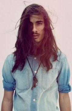 LONG HAIR Long Hairstyles For Men Men s Long Hairstyles  M E N mens long hairstyles | hairstyles