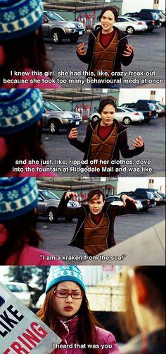 Nice Movie quotes: Juno (2007) Movie Quotes #juno2007 #moviequotes... Hilarious Check more at http://kinoman.top/pin/16595/