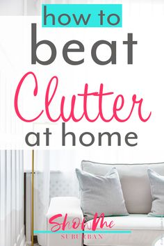 Looking for tips to create a clutter-free home? Struggling to keep up with your home organization? These do's and don'ts will help you organize and declutter your bathroom, kitchen, bedroom, closet, and your whole home. Game Organization, Refrigerator Organization, Bathroom Organization, Organizing, Organized Bedroom, Organized Kitchen, Clutter Free Home, Bathroom Cleaning Hacks, Declutter Your Home