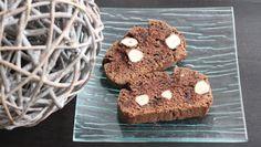 Papilles On/Off: Croquants chocolat noisettes au thermomix ou sans