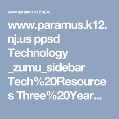 paramus technology guidelines Technology, Federal, Tech, Tecnologia