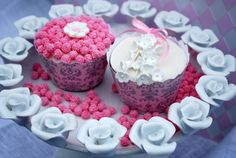 """Passion 4 baking """"Tropical Cupcakes"""