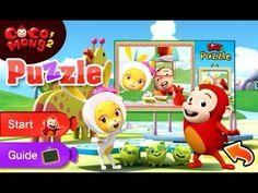 [HD] 코코몽 아로미 퍼즐 Cocomong Aromi Puzzle 香腸猴