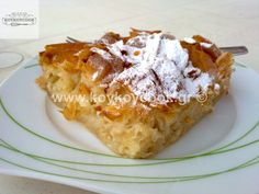 ΜΠΟΥΓΑΤΣΑ ΣΕ 30 ΛΕΠΤΑ ΜΕ 6 ΥΛΙΚΑ – Koykoycook Greek Desserts, Greek Recipes, Cooking Cake, Cooking Recipes, Greek Cake, Baklava Recipe, Sweet Pie, Pastry Cake, How To Make Cake