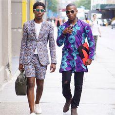 blackfashion:  Style Society GuyandMens Style Proat #NYFWM @StyleSocietyGuyX@MensStylePro
