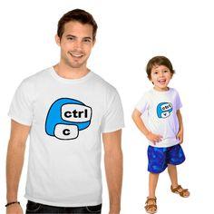 Veja nosso novo produto kit Camisetas Pai e Filho - Copiou Colou! Se  gostar 64118ae346b40