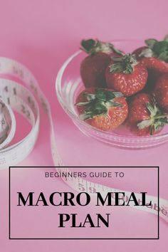 Macro Meal Plan For Beginners - Want to start planning your macros? Here's a stupid easy guide for beginners who want to take control over their diet. Meal planning for beginners. Macro meal plan for women. Curry Recipes, Diet Recipes, Vegetarian Recipes, Healthy Recipes, Healthy Eats, Planning Budget, Meal Planning, Diet Meal Plans, Meal Prep