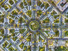Fotos aéreas ressaltam contrastes sociais em áreas urbanas - Arcoweb
