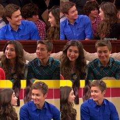 They are just so cute❤️ #rucas #girlmeetsworld. His smile is just so cute