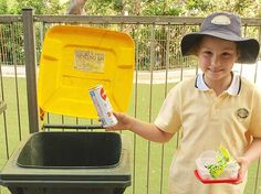 SCHOOLS RECYCLE RIGHT CHALLENGE - Free recycling activity guides, lesson plans and Australian school event ideas, designed to engage students and teachers to learn by doing and having fun!