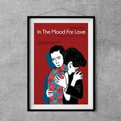 Hey, I found this really awesome Etsy listing at https://www.etsy.com/listing/233866841/in-the-mood-for-love-alternative-movie