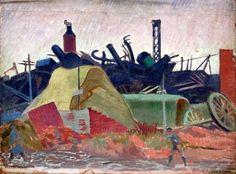 The Athenaeum - Sucrerie de Flavy-le-Martel (Maurice Denis - ) Maurice Denis, Art Français, Avant Garde Artists, Fauvism, Impressionist, Christianity, Art Nouveau, Abstract Art, Urban