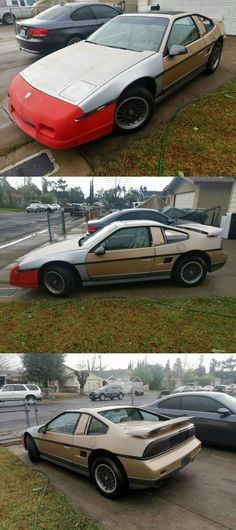Pontiac Fiero Gt, Salvage Cars, Cars For Sale, Vehicles, Cars For Sell, Car, Vehicle