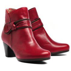 WEAVEN | Cinori Shoes #wonders #blockheel #feminine #sophisticated # love #fashion #stylish #shoes #cinori #cute #boots #fun Online Shopping Shoes, Shoe Shop, Block Heels, Feminine, Booty, Stylish, Winter, Cute, Red