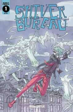 Shiver Bureau And The Continuation Of Stabbity Bunny: Scout February 2018 Solicits - Bleeding Cool News And Rumors