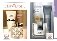 Avon C-20 Starts Monday 8/31 LUCK FOR HIM OR HER WITH THE LOTION https://alott3111.avonrepresentative.com/