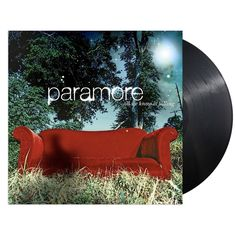 Paramore - All We Know Is Falling Vinyl LP Black Sealed New #AlternativeIndie