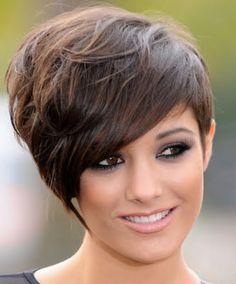 Pixie Cut Frankie Sandford Hairstyles